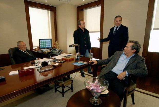 Nassef Sawiris Family