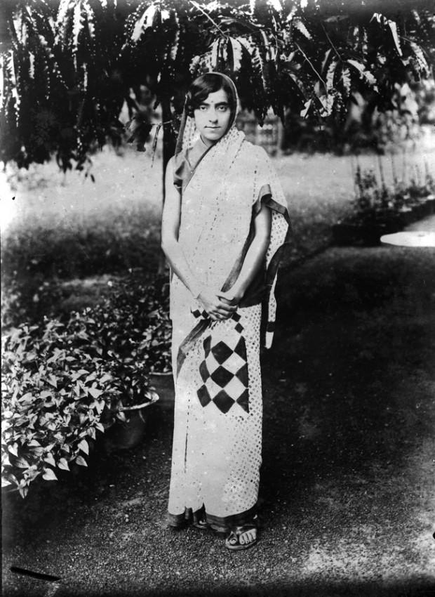 Indira Gandhi Mother kamala Nehru