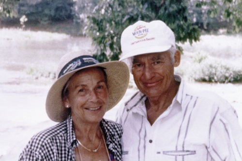 Robson Walton Parents Sam Walton and Helen Walton