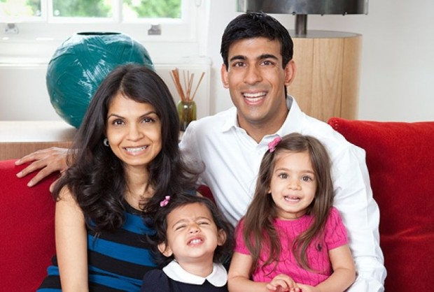 Narayana Murthy's Daughter Akshata Murthy and Her Family
