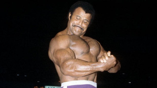 Dwayne Johnson Father Rocky Johnson