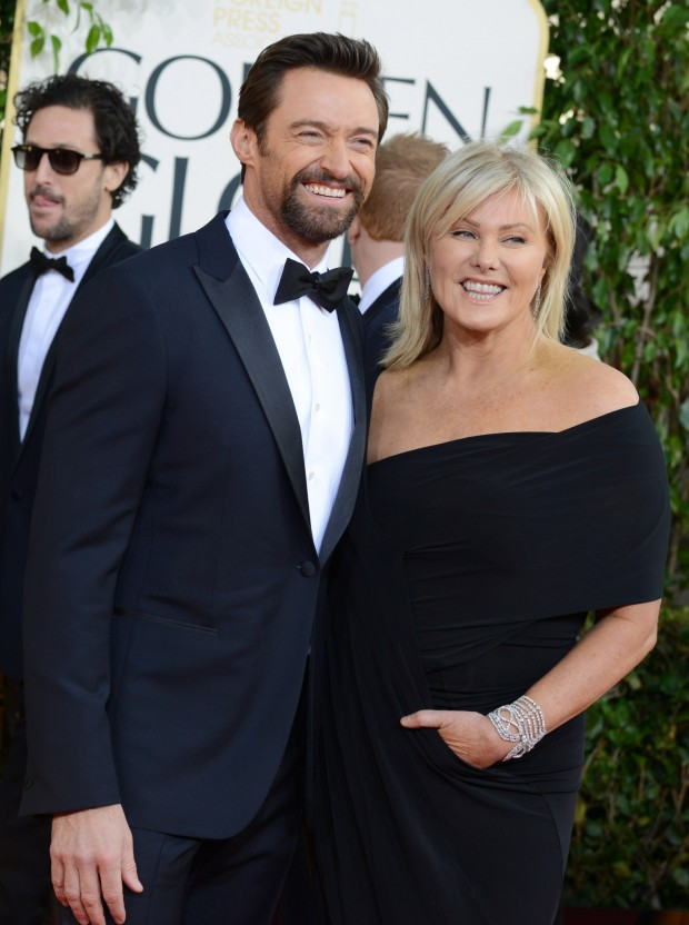 Hugh Michael Jackman Wife