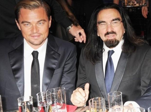 Leonardo DiCaprio Father  George DiCaprio
