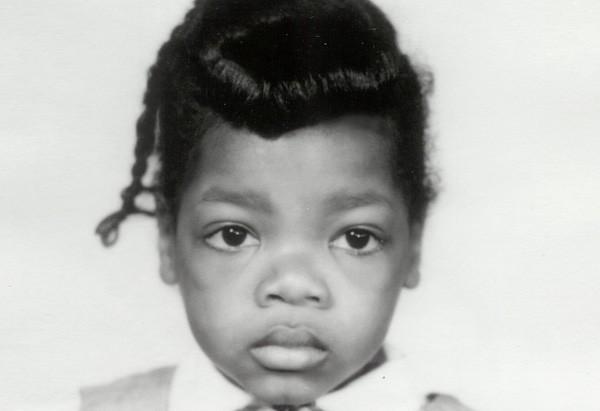 Orpah Gail Winfrey Childhood Pic