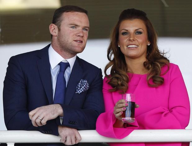 Wayne Rooney Spouse
