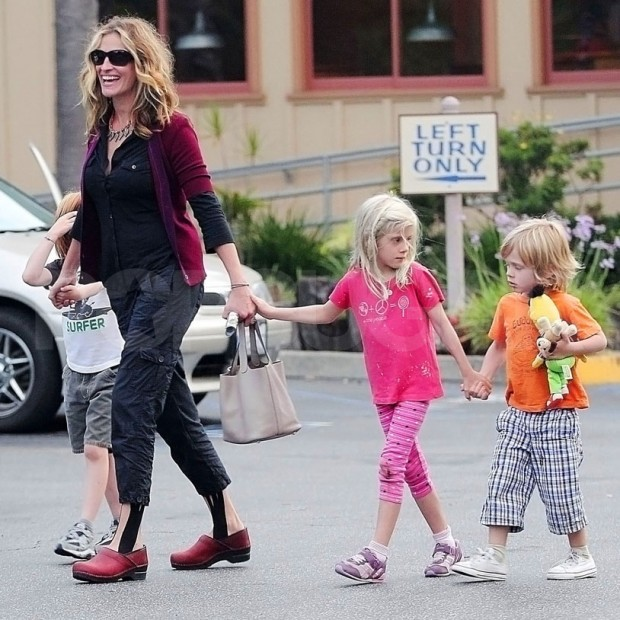 Julia Roberts Children
