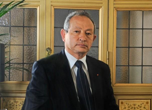 Onsi Sawiris Son Naguib Sawiris