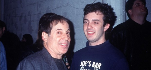 Paul Simon and His Son Harper