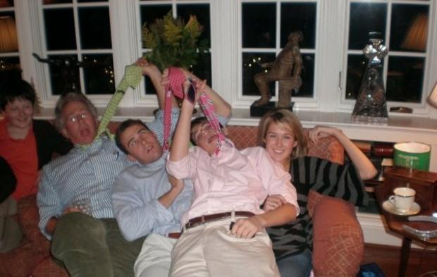 Aubrey McClendon Family