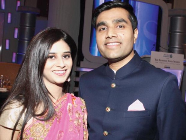 Gautam Adani's Son and His Son's wife
