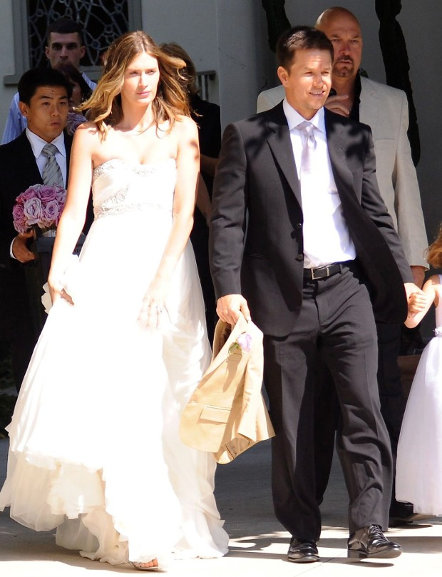 Mark Wahlberg Wedding