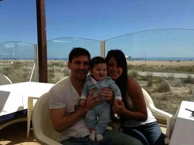 Lionel Messi Family