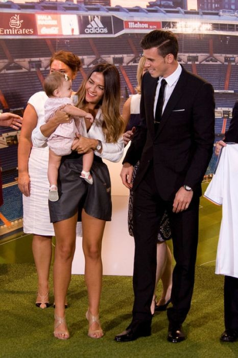 Gareth Frank Bale Daughter
