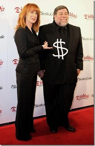 Steve Wozniak Wife Suzanne Mulkern (1990–2004)