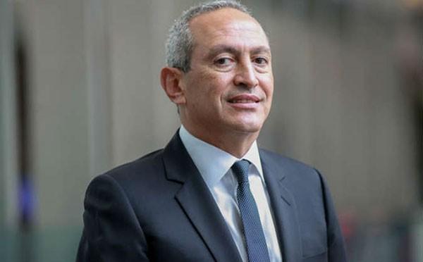 Onsi Sawiris Son Nassef Sawiris