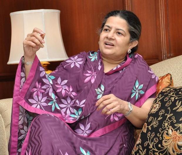 Kumar Mangalam Birla Mother Rajashree Birla