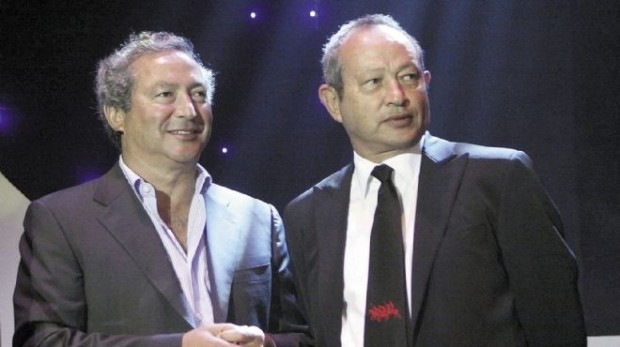 Onsi Sawiris Sons