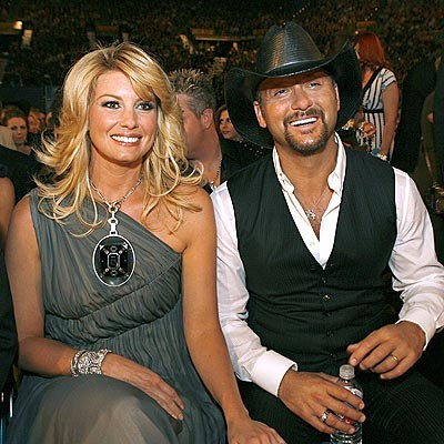 Enrique Iglesias and Tim Mcgraw