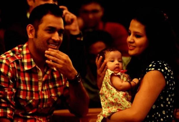 Mahi and His Family