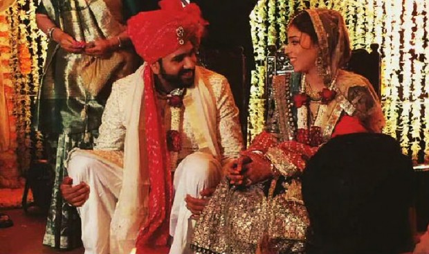 Rohit Sharma Wedding Day Pics