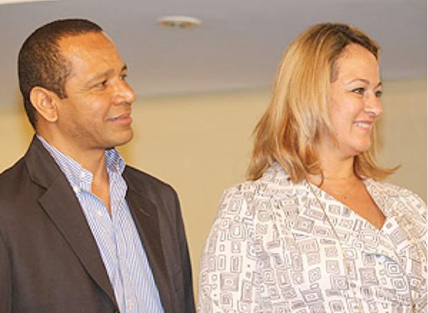 Neymar Parents