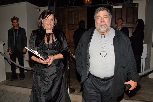 Steve Wozniak Wife Janet Hill