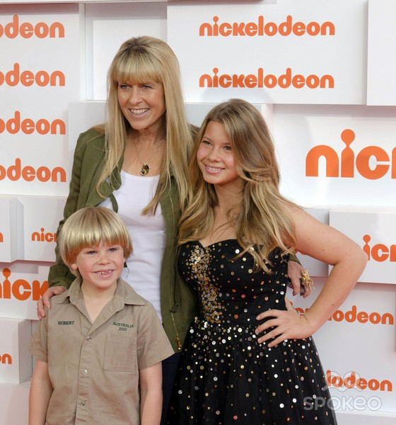 Terri Irwin at Nickelodeon Kids' Choice Awards 2011