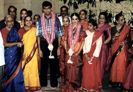 Anand Marriage
