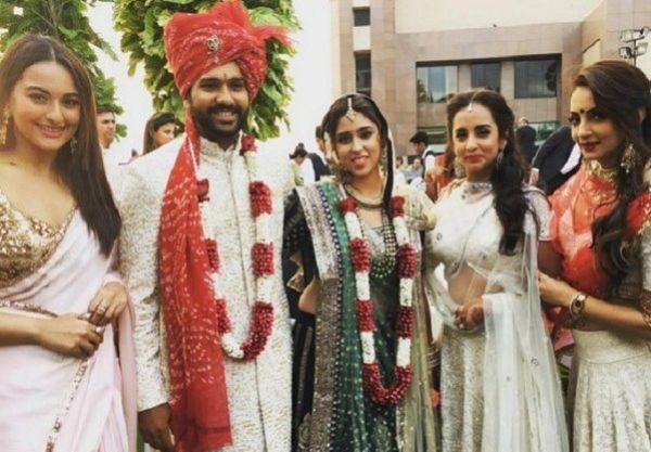 Rohit Sharma Marriage