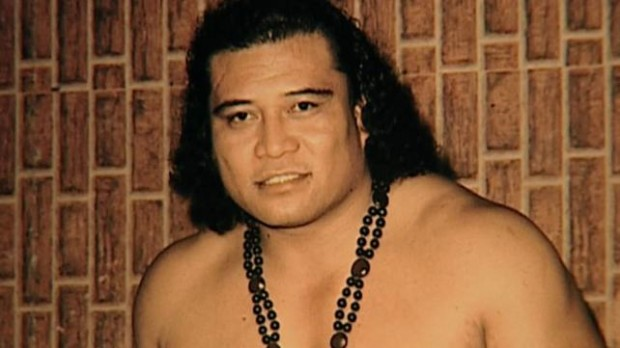 Dwayne Johnson Grand Father Peter Maivia