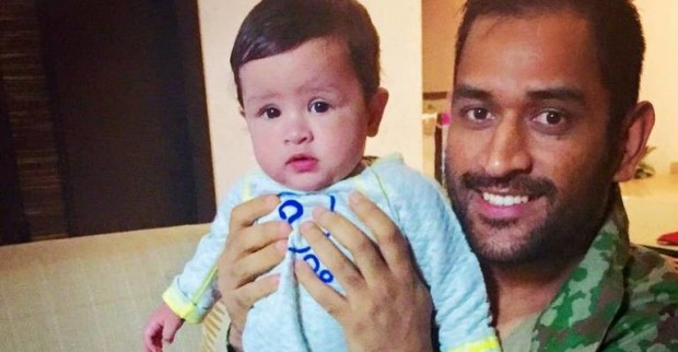 Ziva with her Dad MSD