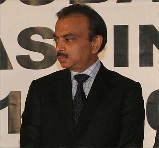 Lakshmi Mittal's Brother Pramod Mittal