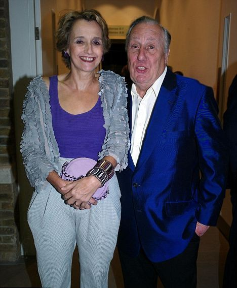 Freddie Forsyth and his wife Sandi