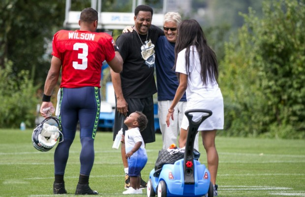 Future's Son with Russell Wilson