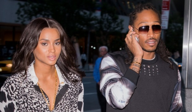 Ciara with Future