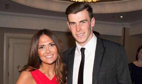 Gareth Bale Partner