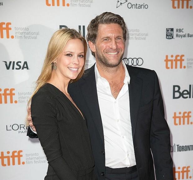 Gary Gilbert with his wife Charlotte Gilbert