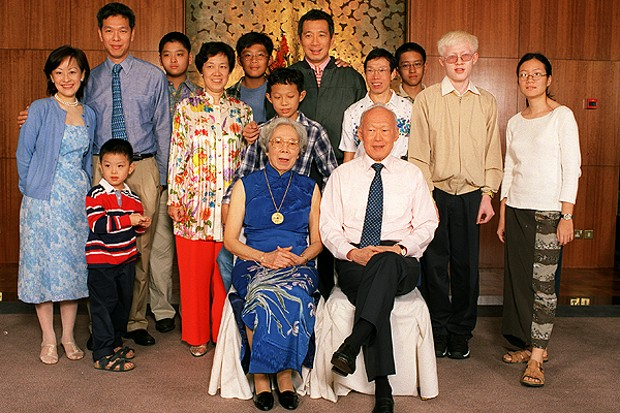 Ho Ching Family