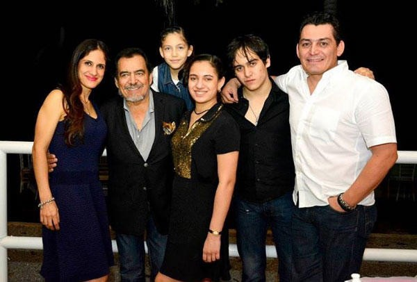 Joan Sebastian Children