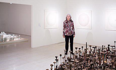 Judith at White Rabbit Gallery