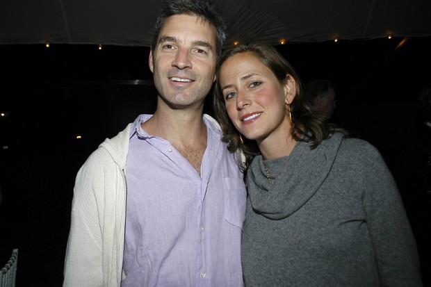 Daniel Loeb With His Wife Margaret Davidson Munzer