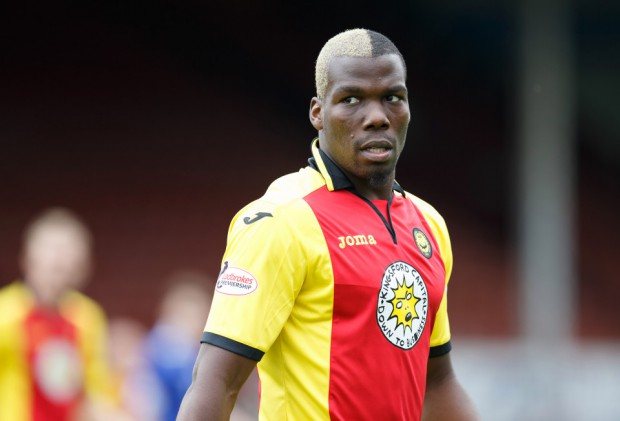 Paul Pogba's big brother Mathias Pogba