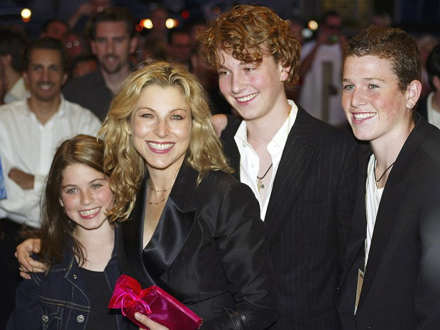 Tatum O'Neal and John McEnroe's Children