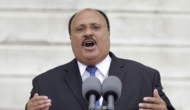 Martin Luther King Jr's Son Martin Luther King III