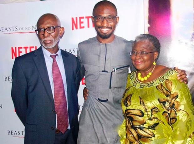 Ngozi Okonjo-Iweala Family