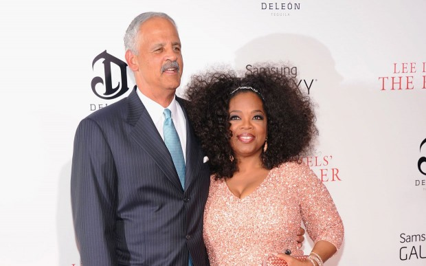 Oprah Winfrey Partner