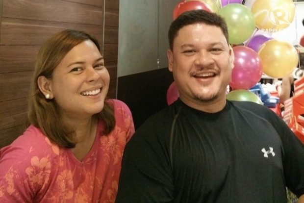 Rodrigo Duterte's Son Paolo Duterte and Daughter Sara