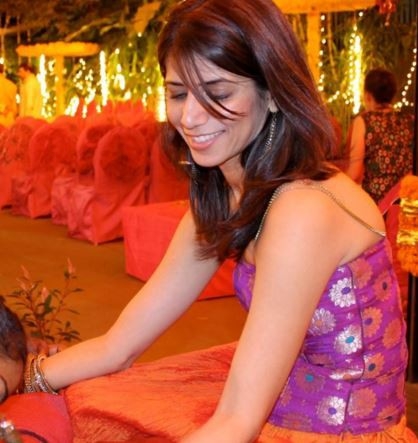 Sundar Pichai wife Anjali Pichai