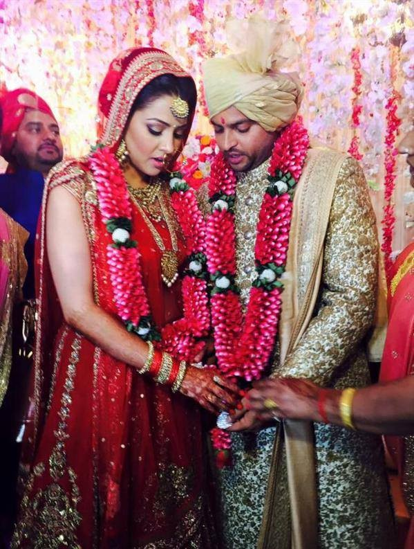 Wedding Moments of Raina
