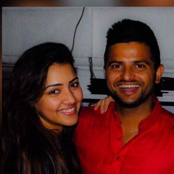 Priyanka and Raina
